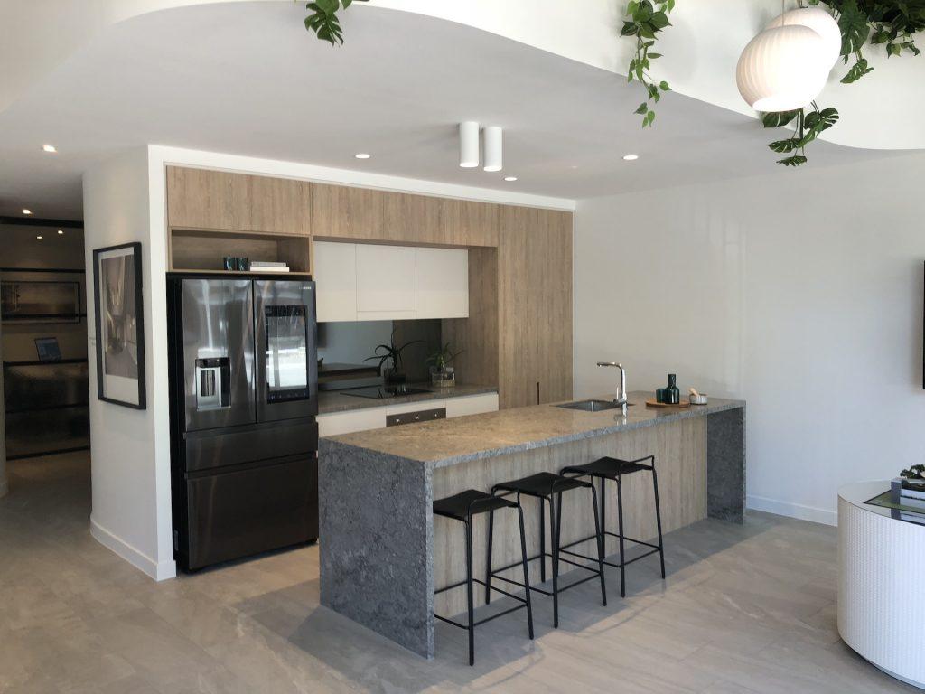 display Kitchen Renovation Gold Coast