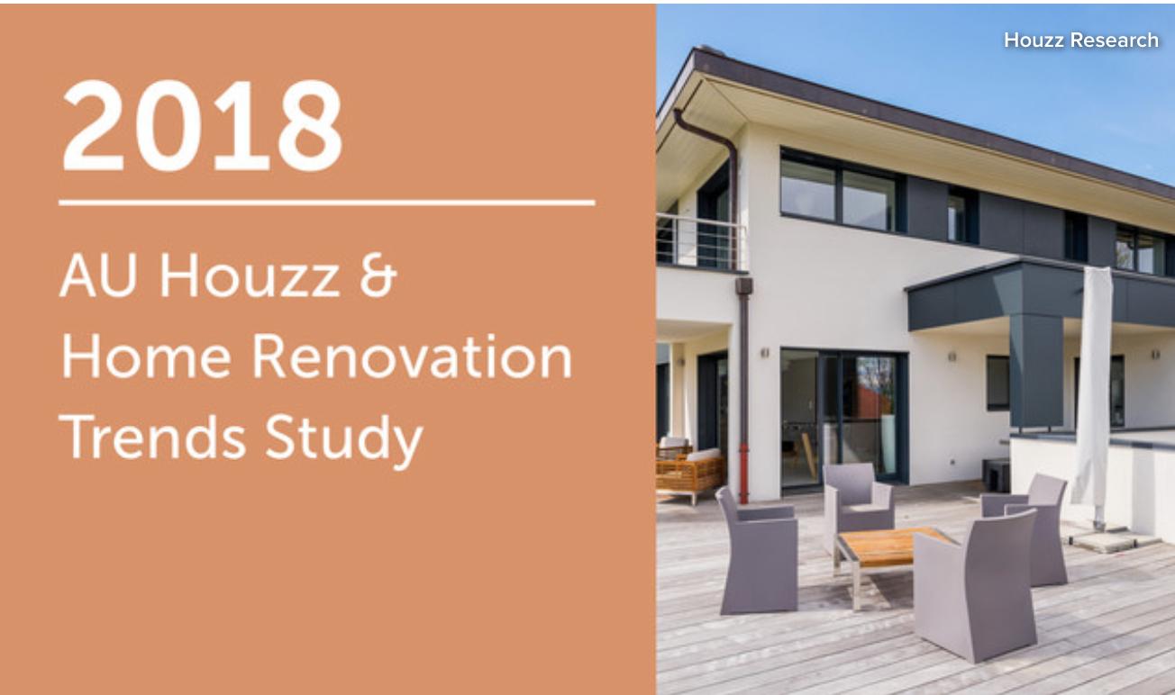 Houzz 2018 Study