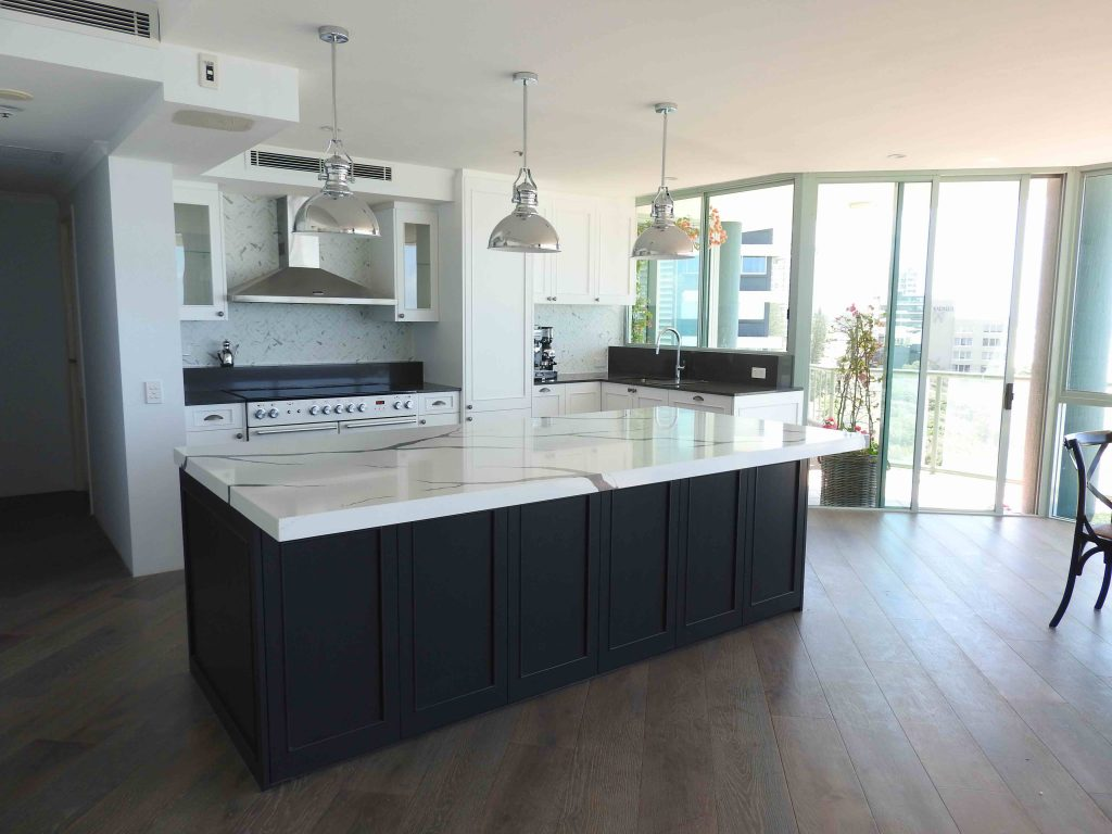 kitchen benchtops gold coast