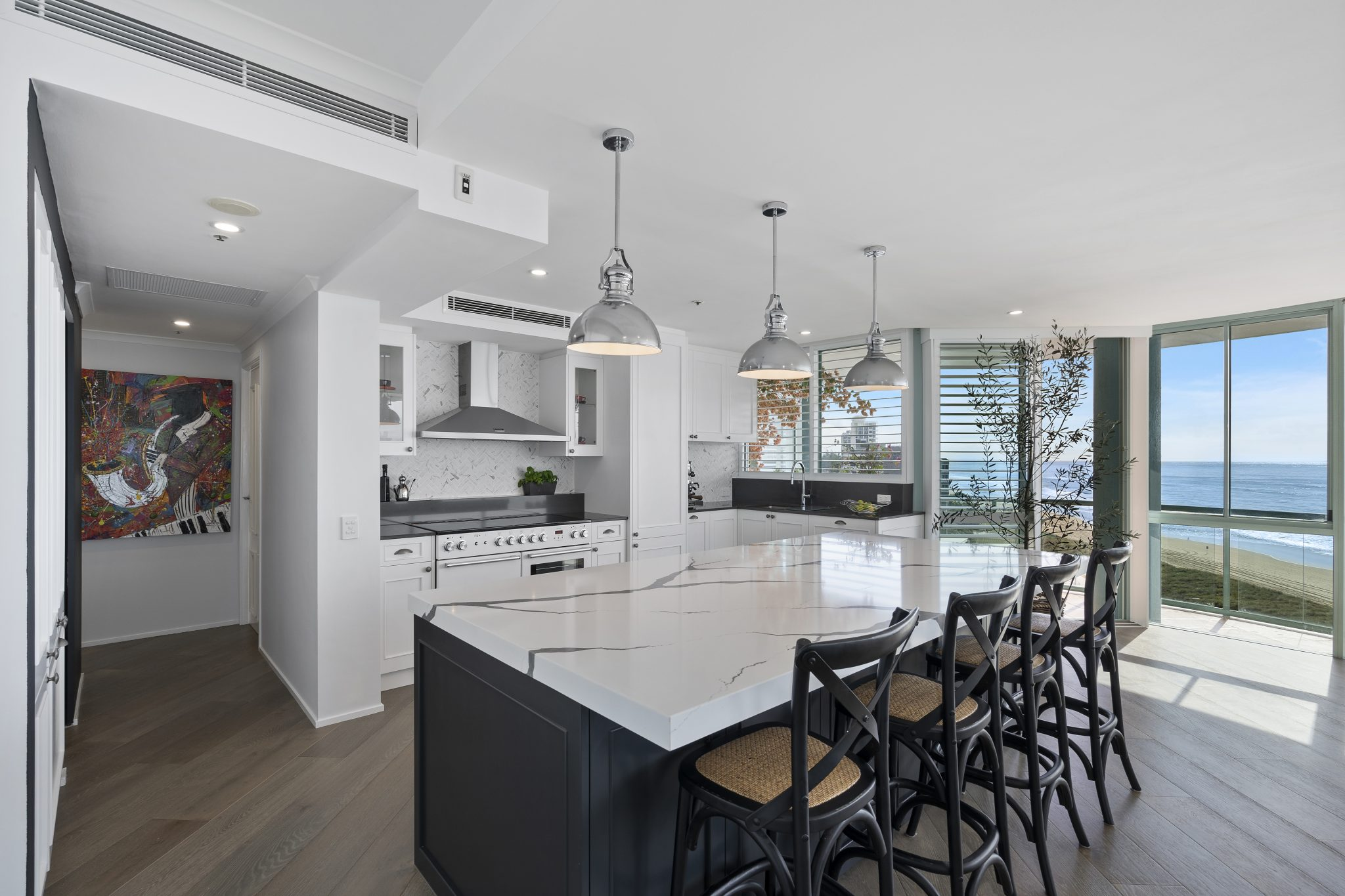hamptons kitchen renovations best gold coast
