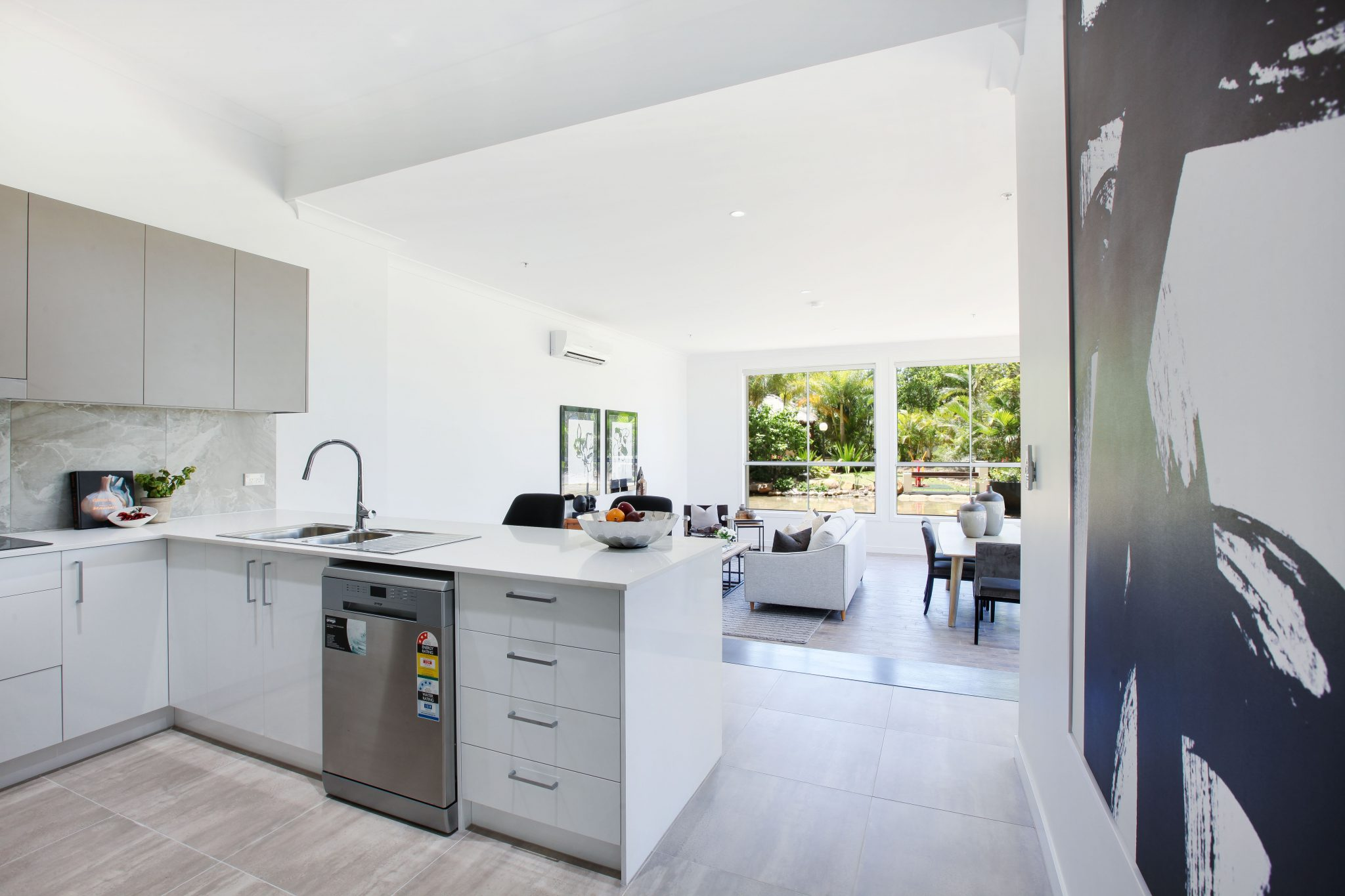 modern kitchen renovation 1