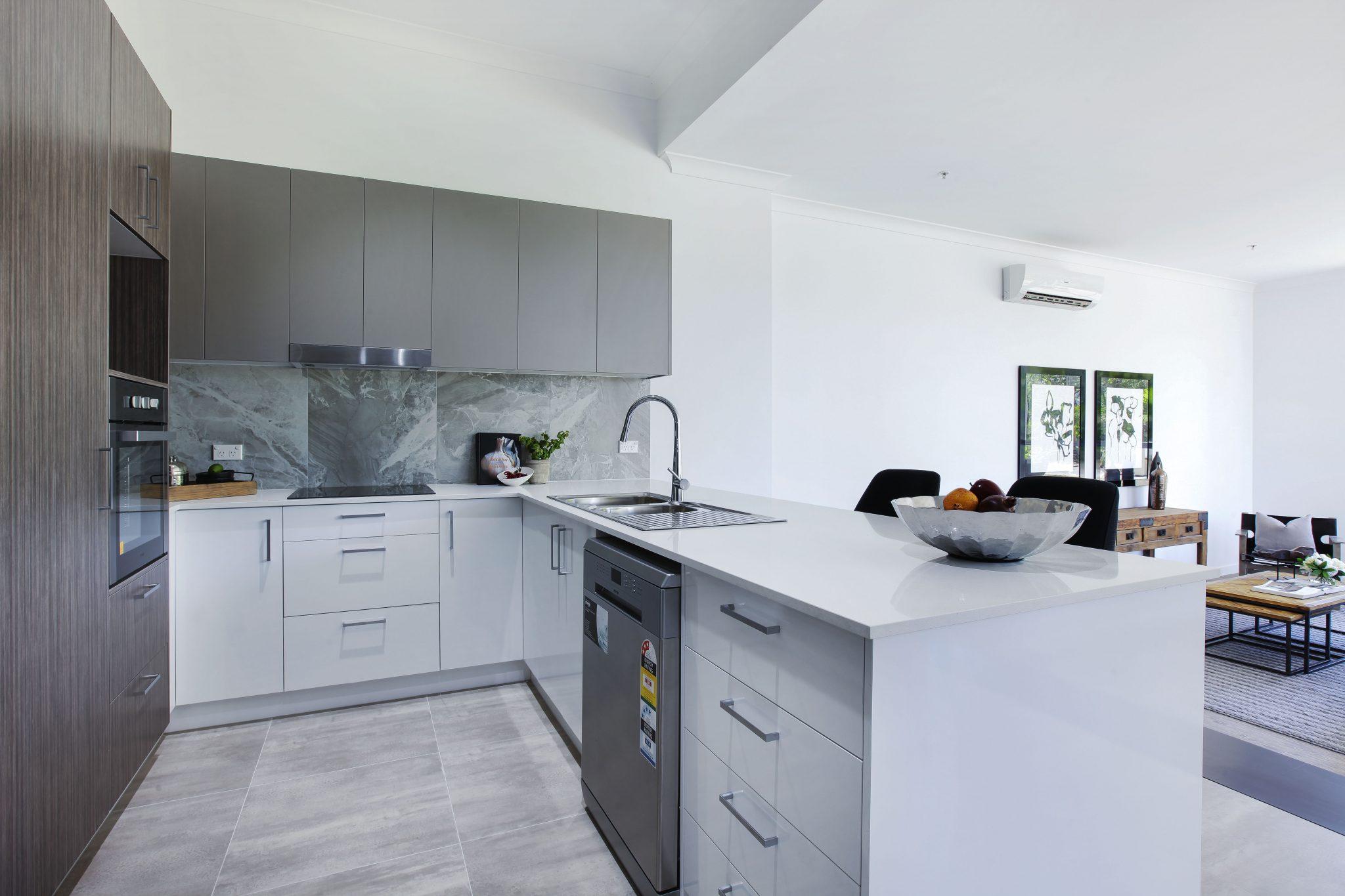 modern kitchen renovation 2