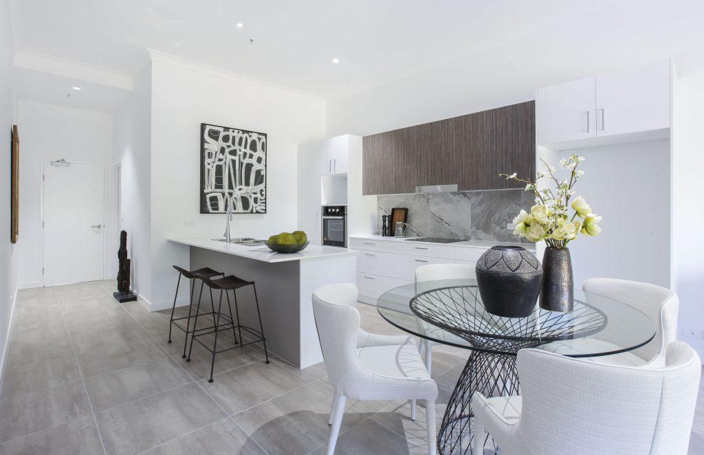 modern kitchens gold coast