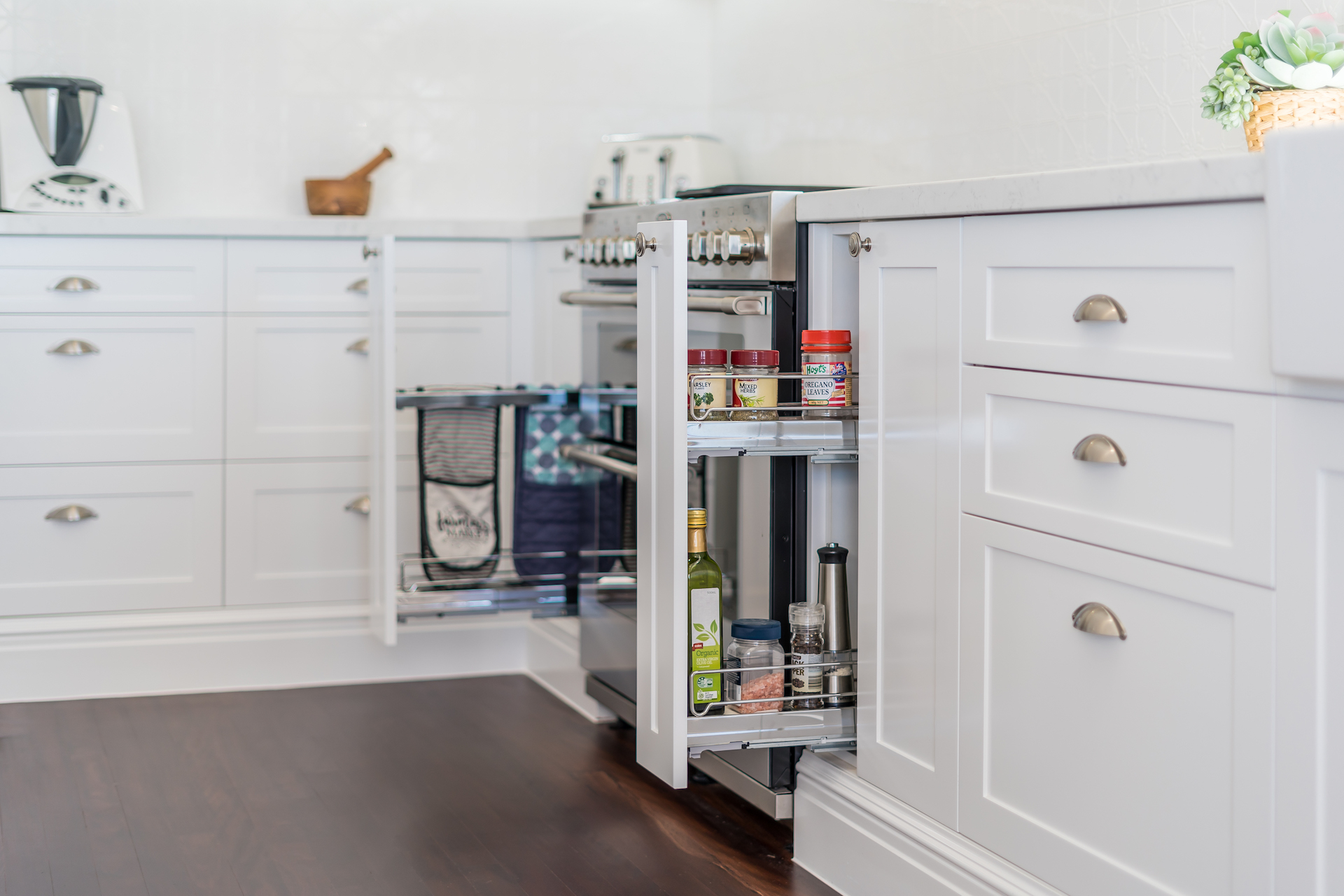 6 Kitchen Renovation Storage Ideas  Kitchens Gold Coast  BJF Joinery