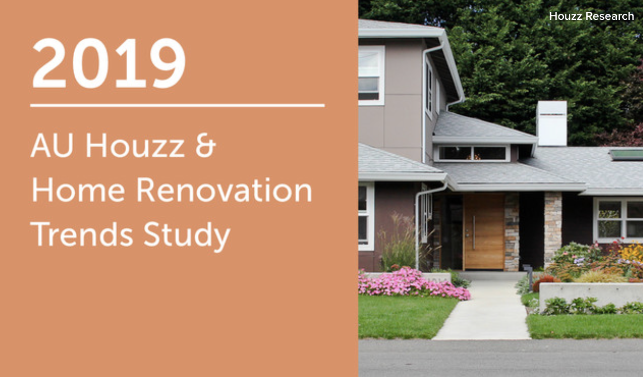 Houzz Study 2019