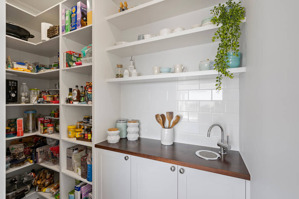 kitchen renovation observation crescent storage