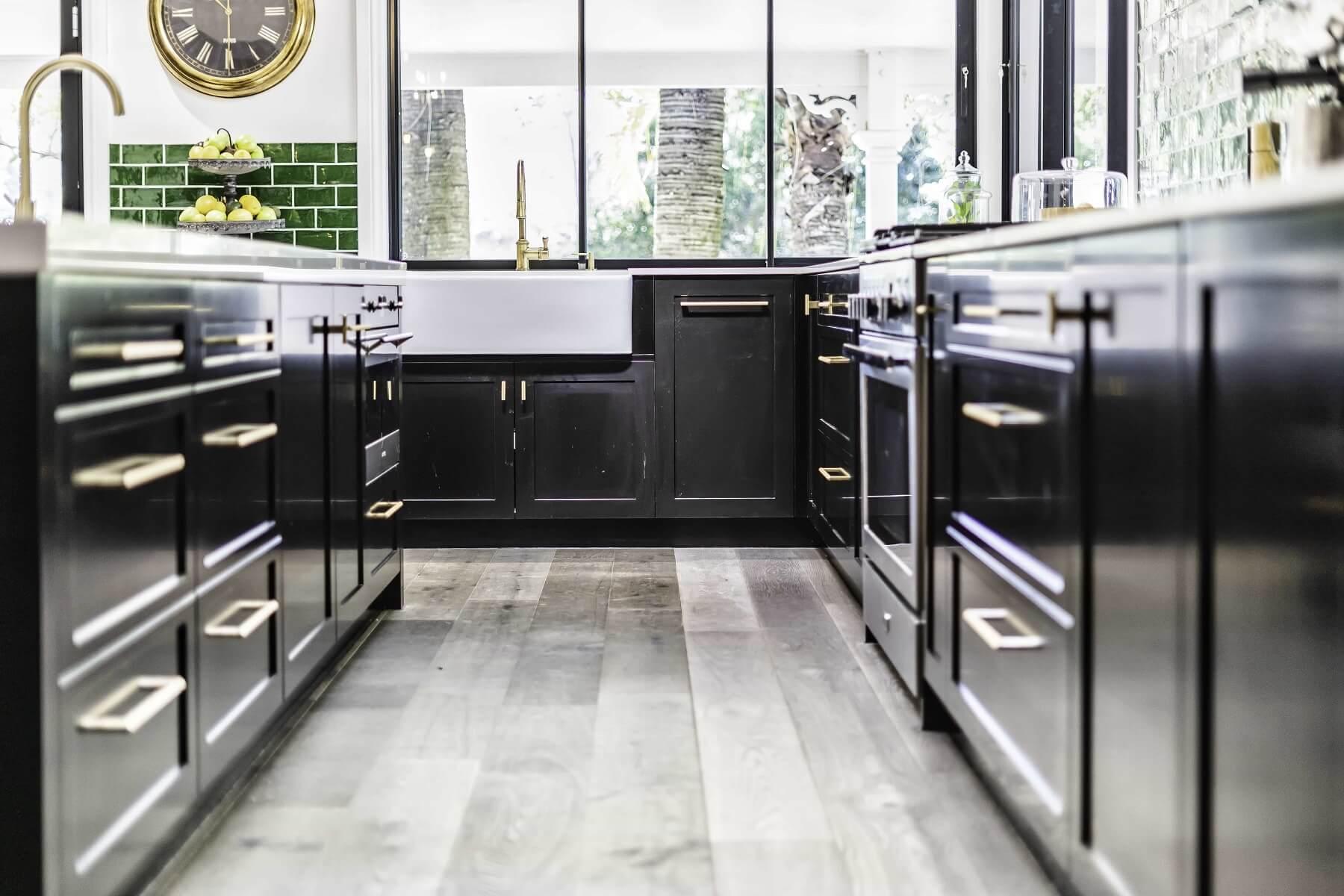 kitchen renovation luxury style