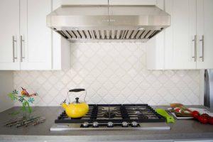 kitchen renovation Arabesque Tiles