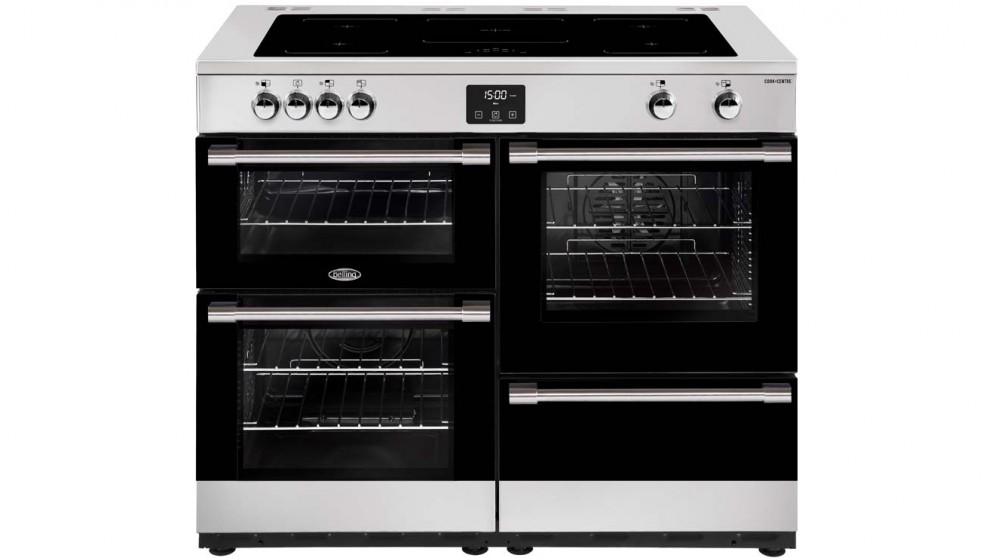 freestanding cooker induction kitchen renovation
