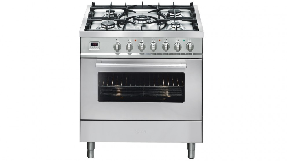 freestanding cooker live stainless steel gas cooktop kitchen renovation